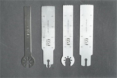 SURGICAL SAW BLADES FOR TKR/THR